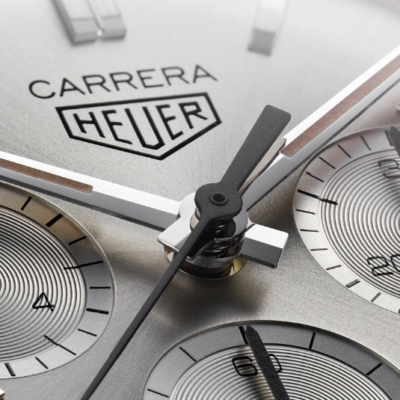 TAG Heuer Carrera 160 Years : réédition d'une icône