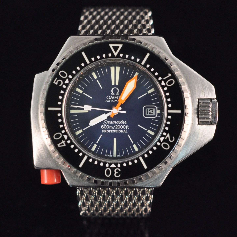 Les montres de plongée : conquête de l'étanchéité