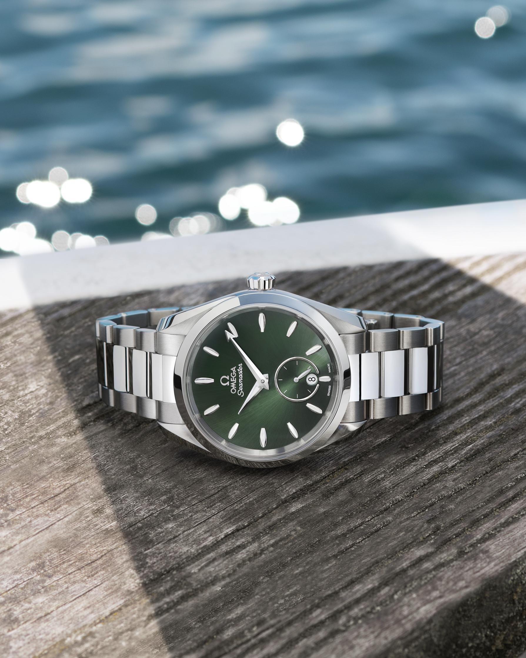 seamaster aqua terra