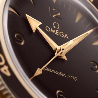 OMEGA, la Seamaster 300 écrit la suite de son histoire