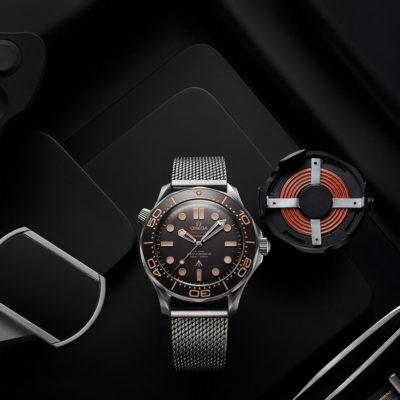 Omega Seamaster Diver 300 M Edition 007